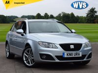 2011 SEAT EXEO 2.0 SE TECH CR TDI £6999.00