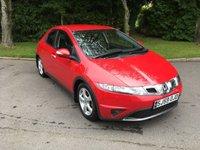 2009 HONDA CIVIC 1.8 I-VTEC SE 5d 138 BHP £2995.00