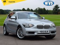 2013 BMW 1 SERIES 1.6 118I URBAN £9499.00