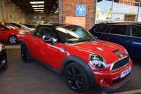 2011 MINI COUPE 1.6 COOPER S £8999.00