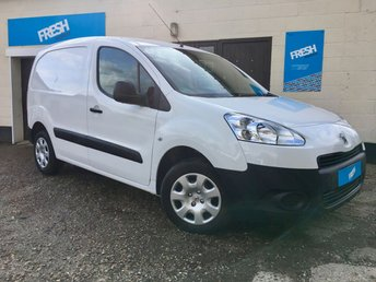 2015 PEUGEOT PARTNER 1.6 HDI PROFESSIONAL 850 Panel Van £5500.00