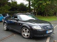 2003 AUDI TT 1.8 QUATTRO 3d 221 BHP £2795.00