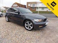 2007 BMW 1 SERIES 1.6 116I SE 5d 114 BHP £4595.00
