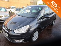 USED 2006 56 FORD GALAXY 2.0 GHIA TDCI 5d 143 BHP NEW I N IDEAL FOR THE FAMILY