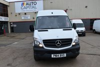 USED 2014 14 MERCEDES-BENZ SPRINTER 2.1 313 CDI LWB LR 5d 129 BHP 2 OWNER FROM NEW