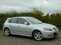 USED 2007 57 MAZDA 3 2.0 SPORT D 5d * 12 MONTHS AA BREAKDOWN COVER *