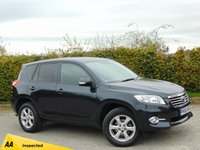 USED 2010 60 TOYOTA RAV4 2.2 XT-R D-4D 5d * ONE OWNER FROM NEW * 128 POINT AA INSPECTED *