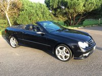 USED 2009 09 MERCEDES-BENZ CLK 1.8 CLK200 KOMPRESSOR SPORT 2d AUTO 181 BHP 2 OWNER SPORT CONVERTIBLE WITH ONLY 50000 MILES AND FSH