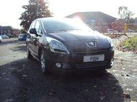 2011 PEUGEOT 5008 1.6 E-HDI SPORT FAP 5d AUTO 112BHP £5690.00