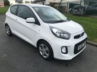 USED 2015 65 KIA PICANTO 1.0 1 3d  3998 WHITE 1 LOCAL OWNER 2 KIA SERVICES CAR LIKE NEW