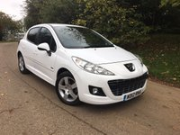 2012 PEUGEOT 207 1.6 HDI SPORTIUM 5d 92 BHP PLEASE CALL TO VIEW £SOLD