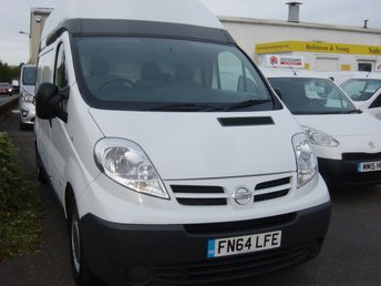 View our NISSAN PRIMASTAR