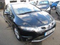 2010 HONDA CIVIC 1.8 I-VTEC SE 5d 138 BHP £5395.00