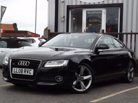 2008 AUDI A5 3.0 TDI QUATTRO DPF SPORT 3d 240 BHP £8995.00