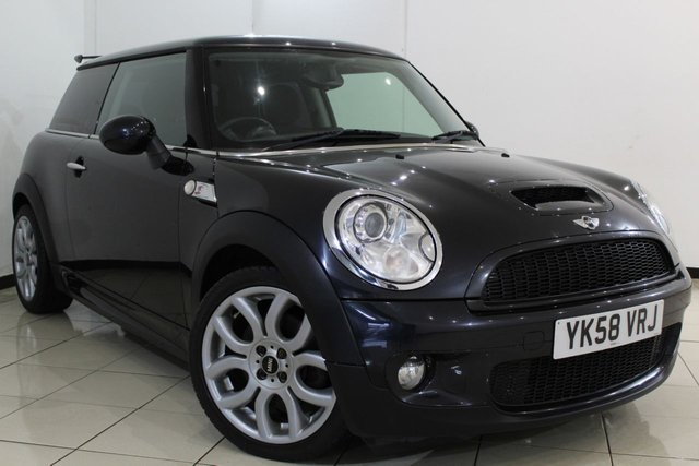 View our 2008 58 MINI HATCH COOPER 1.6 COOPER S CHILI PACK 3DR 172 BHP
