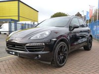 USED 2012 62 PORSCHE CAYENNE 3.0 D V6 TIPTRONIC 5d AUTO  UNBELIEVABLE SPECIFICATION ~ OVER £27,000 WORTH OF OPTIONS