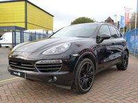2012 PORSCHE CAYENNE 3.0 D V6 TIPTRONIC 5d AUTO  £SOLD