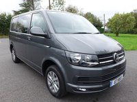 USED 2017 67 VOLKSWAGEN TRANSPORTER T30 EURO 6 5 Seat Kombi Highline Bluemotion 2.0Tdi  150 Ps **Cancelled Order** Good Saving on VW List Price And Drive Away Today!