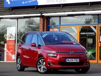 USED 2014 64 CITROEN C4 GRAND PICASSO 1.6 E-HDi AIRDREAM EXCLUSIVE 5dr 7 Seater *ONLY 9.9% APR with FREE Servicing*