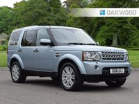 2011 LAND ROVER DISCOVERY 3.0 4 TDV6 HSE 5d AUTO 245 BHP £19995.00