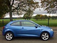 2014 SEAT IBIZA 1.4 TOCA 3d 85 BHP £5995.00