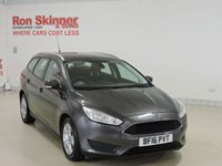 USED 2016 16 FORD FOCUS 1.5 STYLE TDCI 5d 94 BHP