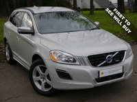USED 2010 10 VOLVO XC60 2.4 D R-DESIGN 5d AUTO 175 BHP FIND ANOTHER WITH THESE MILES****