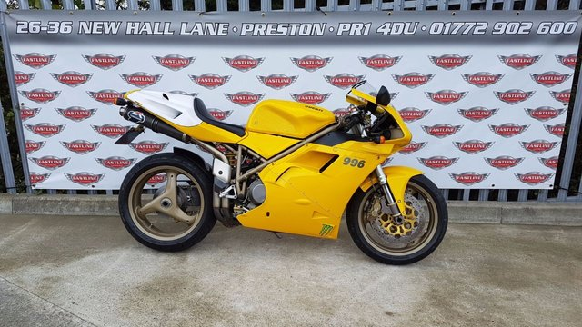 View our DUCATI 996
