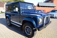 USED 1998 S LAND ROVER DEFENDER 3.9 V8 50TH ANNIVERSARY 3d AUTO 185 BHP
