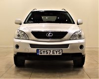USED 2007 57 LEXUS RX 3.3 400H SE-L CVT 5d 208 BHP + 2 PREV OWNERS + + SAT NAV + AIR CON + LEATHER SEATS