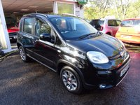 USED 2013 63 FIAT PANDA 1.2 MULTIJET 4x4 5d 75 BHP FOUR WHEEL DRIVE Fiat Service History + Just Serviced by ourselves, MOT until October 2018 (no advisories), One Previous Owner, Four Wheel Drive, Diesel, Excellent on fuel economy!