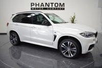 USED 2014 14 BMW X5 3.0 M50D 5d AUTO 376 BHP