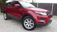 USED 2012 62 LAND ROVER RANGE ROVER EVOQUE 2.2 TD4 PURE 5dr 4WD STUNNING - Compare the price