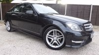 USED 2013 62 MERCEDES-BENZ C CLASS C220 CDI BLUEEFFICIENCY AMG SPORT 4dr AUTO Stunning, Great Spec, FSH