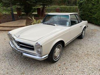 1965 MERCEDES-BENZ SL 2.3 230 SL PAGODA 2d AUTO £79950.00