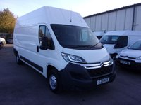 USED 2015 15 CITROEN RELAY 2.2 35 L3H3 HDI 130 BHP