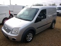 USED 2013 62 FORD TRANSIT CONNECT 1.8 T200 LIMITED LR VDPF 1d 109 BHP * AIR/CON F.S.H *BLUE TOOTH *ALLOY WHEELS