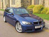 2007 BMW 3 SERIES 2.0 320I M SPORT 5d 148 BHP £5995.00