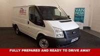 2013 FORD TRANSIT 2.2 T250 LR 99 BHP +6 Speed Gearbox+One Owner from new+ Full Service History+ £6490.00
