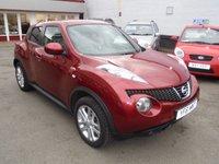 2011 NISSAN JUKE 1.6 TEKNA DIG-T 5d AUTO 190 BHP £8995.00