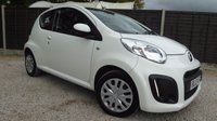 USED 2012 12 CITROEN C1 1.0 VTR 3dr AIR CON £0 Tax, Air Con, FSH