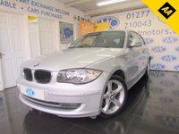 2010 BMW 1 SERIES 2.0 116I SPORT 3d 121 BHP £5295.00