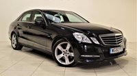 USED 2011 60 MERCEDES-BENZ E CLASS 3.0 E350 CDI BLUEEFFICIENCY AVANTGARDE 4d AUTO 265 BHP