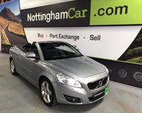2011 VOLVO C70 D3 SE LUX GEARTRONIC £11995.00