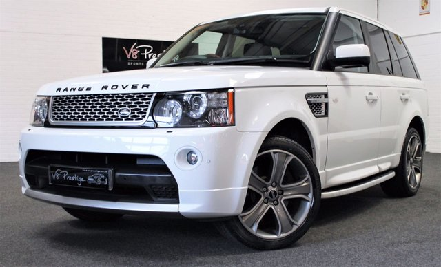 2012 12 LAND ROVER RANGE ROVER SPORT 3.0 SDV6 AUTOBIOGRAPHY SPORT 5d AUTO 255 BHP