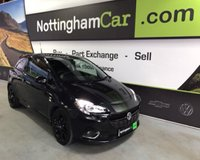 2015 VAUXHALL CORSA LIMITED EDITION S/S £6995.00