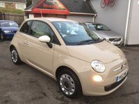 2013 FIAT 500 1.2 COLOUR THERAPY 3d 69 BHP £SOLD