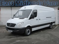 USED 2013 63 MERCEDES-BENZ SPRINTER 313 CDI LWB Hi Roof 2.1 130 BHP 2013 (63) Plate