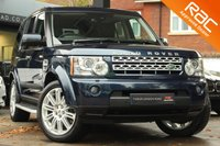 USED 2012 12 LAND ROVER DISCOVERY 3.0 4 SDV6 HSE 5d 255 BHP