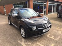 USED 2012 12 NISSAN JUKE 1.5 ACENTA PREMIUM DCI 5d 110 BHP DIESEL IN BLACK IN 68000 APPROVED CARS ARE PLEASED TO OFFER THIS  NISSAN JUKE 1.5 ACENTA PREMIUM DCI 5d 110 BHP DIESEL IN BLACK WITH 68000 MILES AND A FULL SERVICE HISTORY SERVICED AT 10K,23K,33K AND 44K.